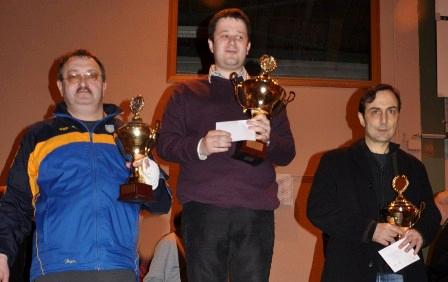 podium 2010